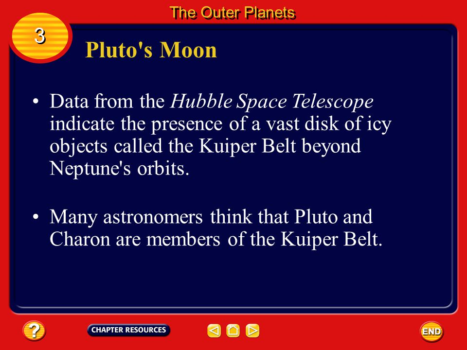 The Outer Planets 3. Pluto s Moon.