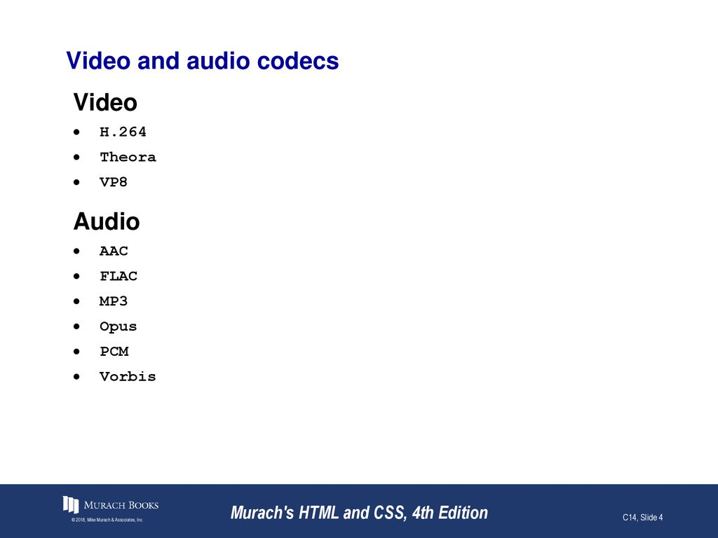 How to add audio and video to your website - ppt download