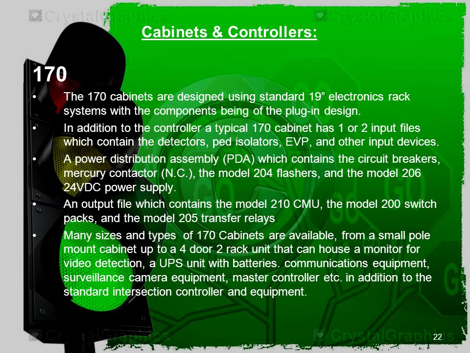 Cabinets & Controllers: