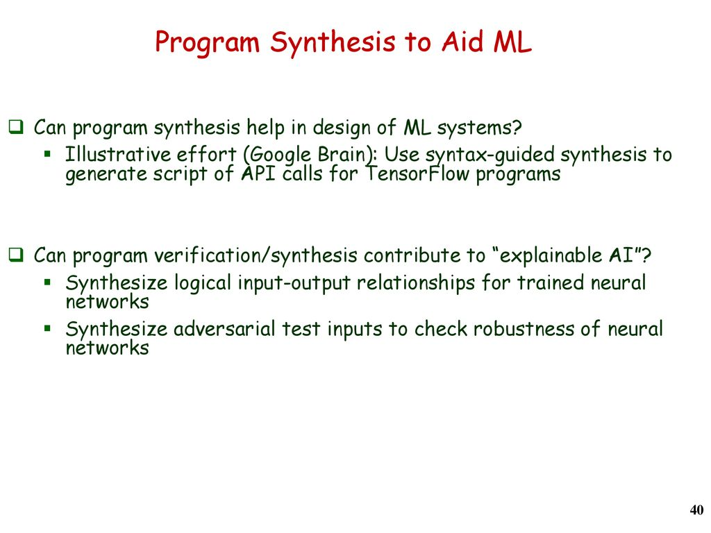 Syntax-Guided Program Synthesis University of Pennsylvania