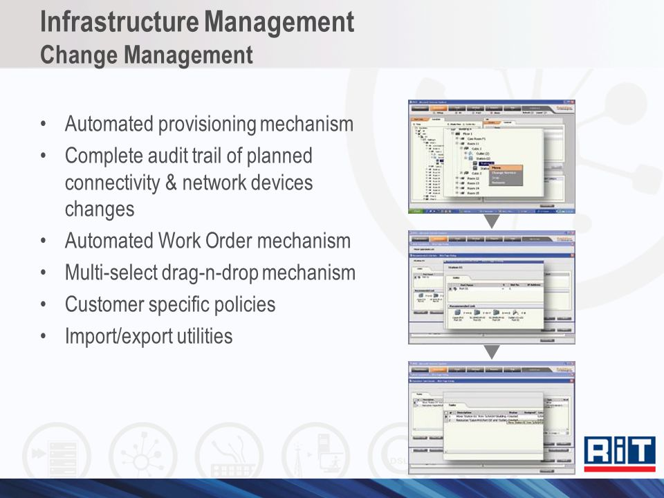 Infrastructure Management Change Management