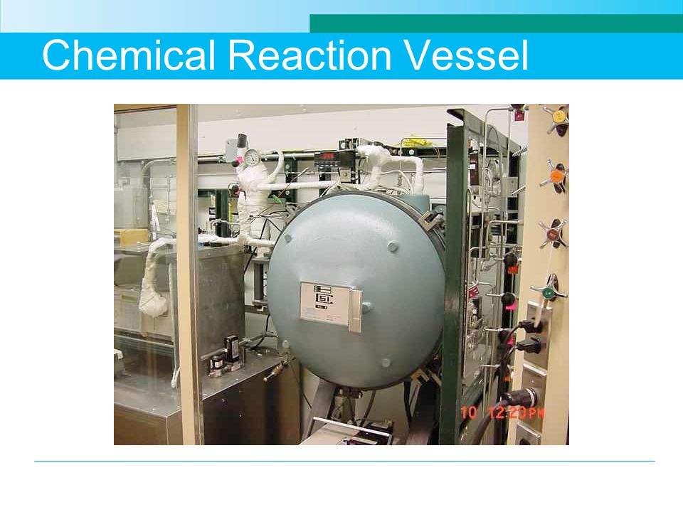 Chemical Reaction Vessel