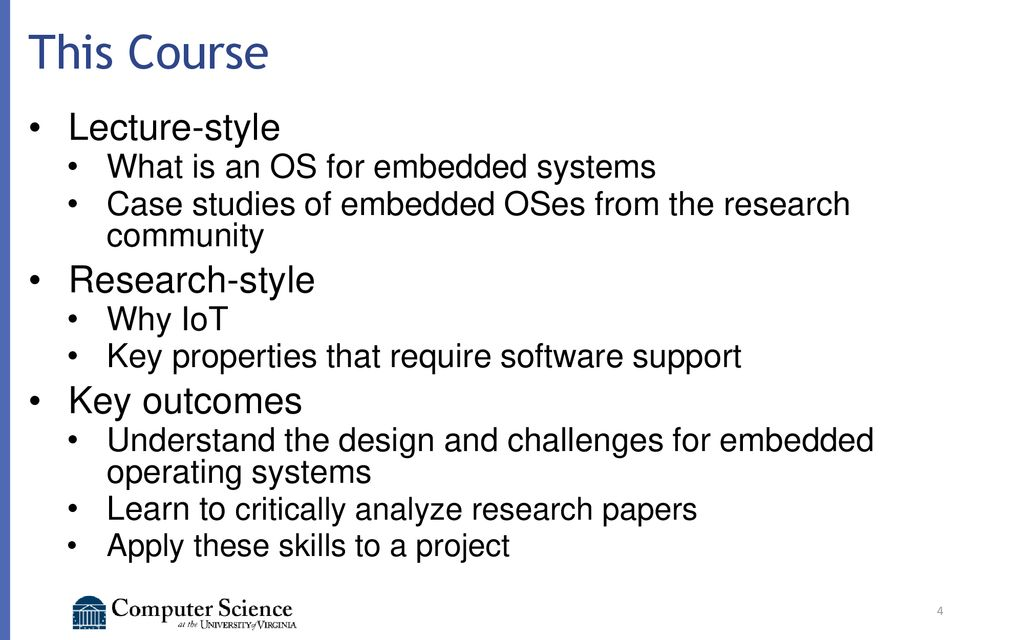 embedded systems research papers