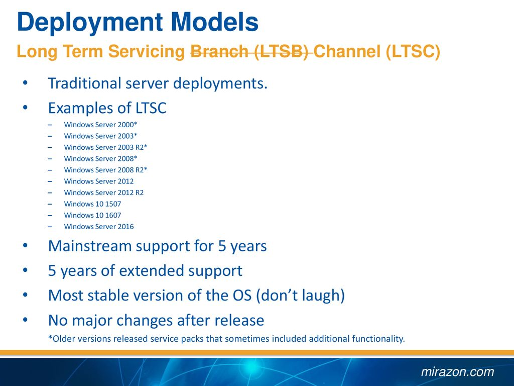 Windows Server 2019 What's new, and what's improved - ppt download