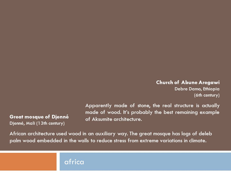 africa Church of Abune Aregawi