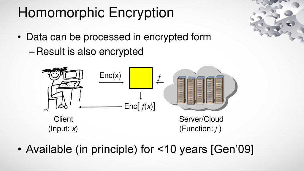 Advanced Cryptography: Promise and Challenges - ppt download