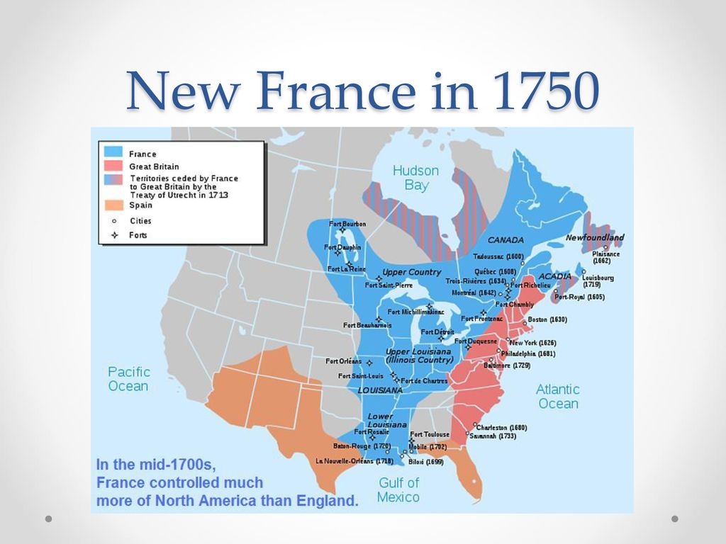 The French And The Dutch In The New World Ppt Download
