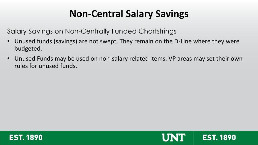 Payroll UNT Budget Office budget unt edu  - ppt download