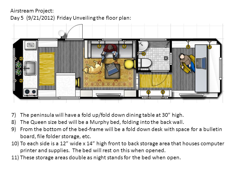 Airstream Project Day 1 9 17 2012 Monday Ppt Video Online Download