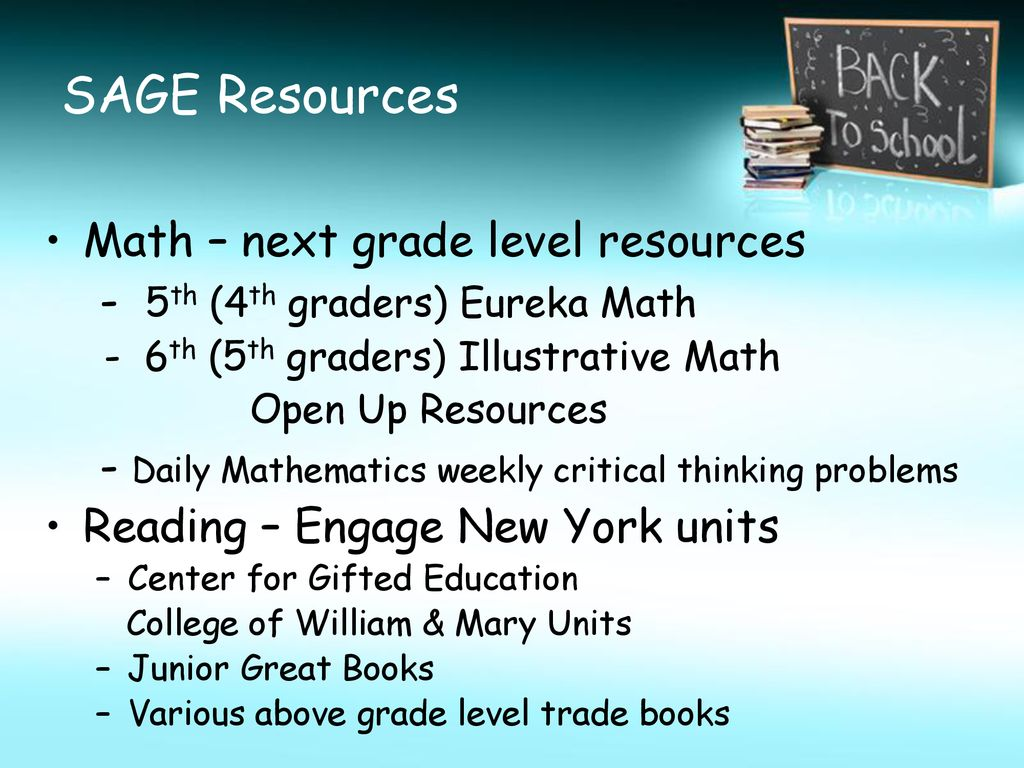 SAGE Math and Reading Mrs  Charnell  - ppt download