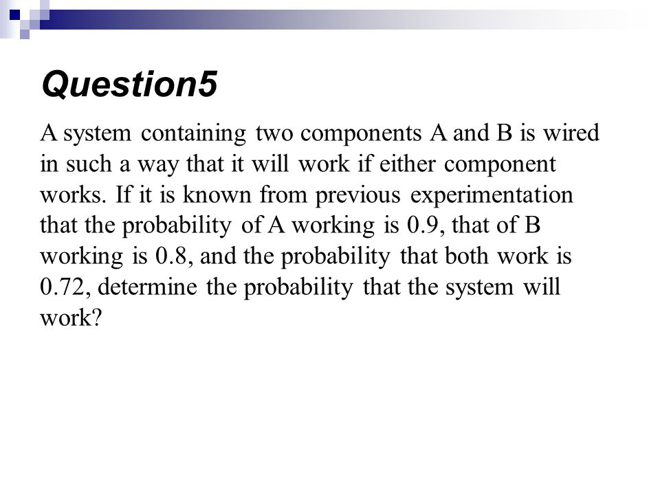 Question5