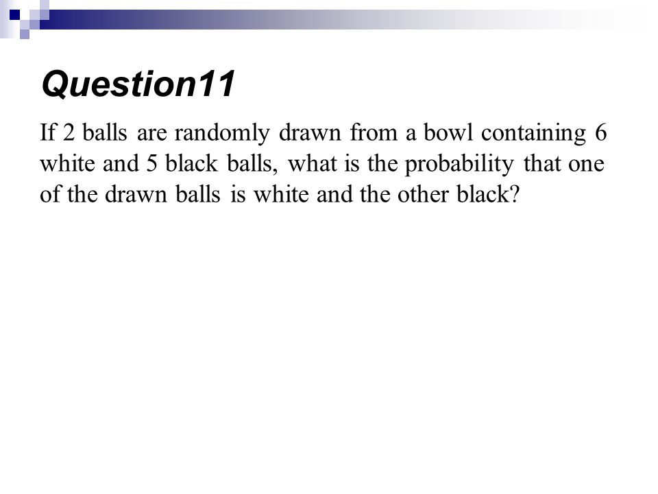 Question11
