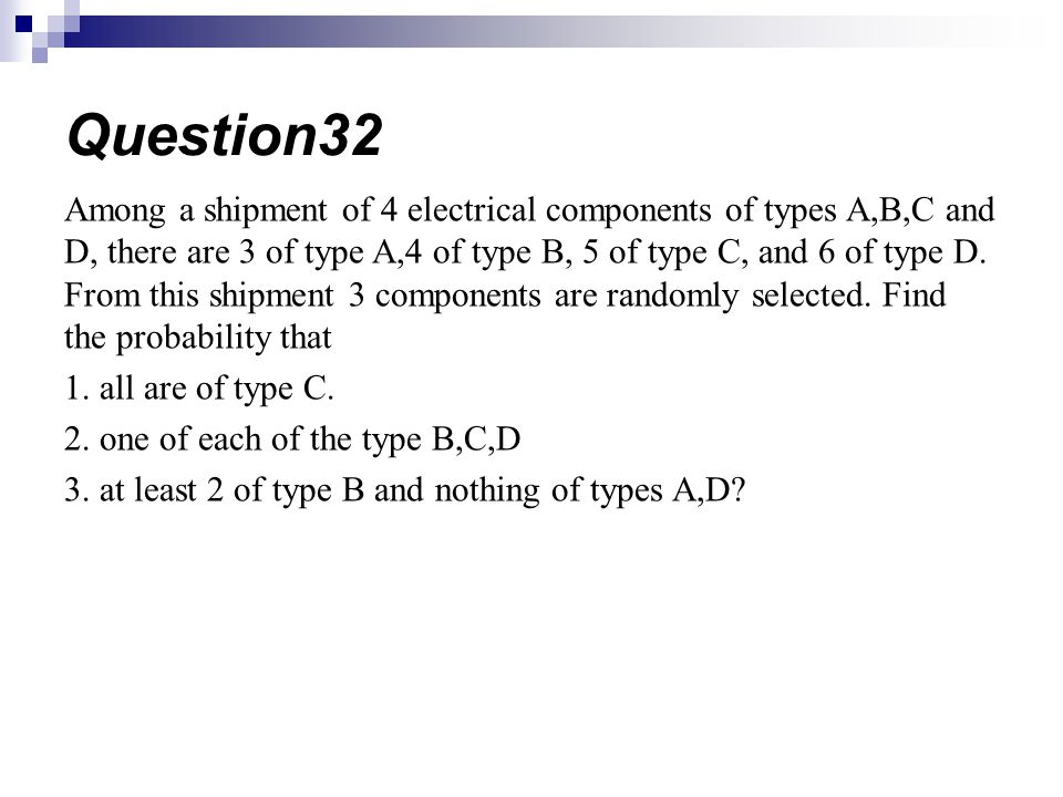 Question32
