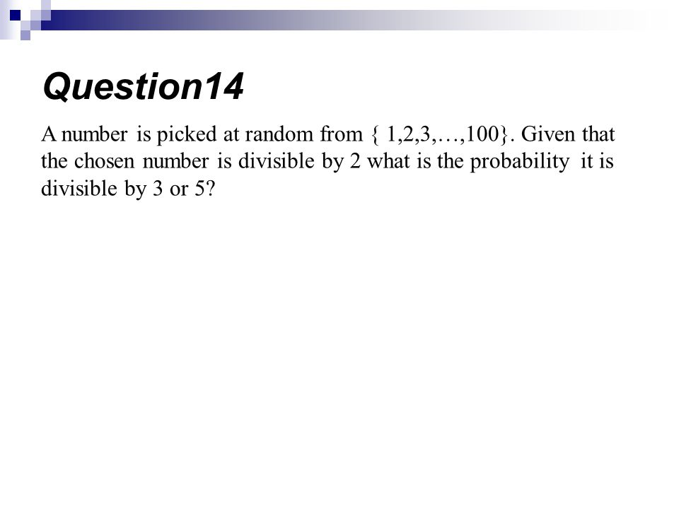 Question14