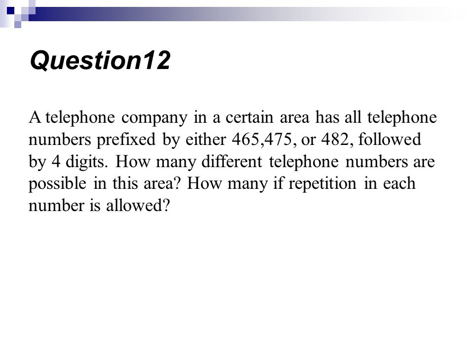 Question12