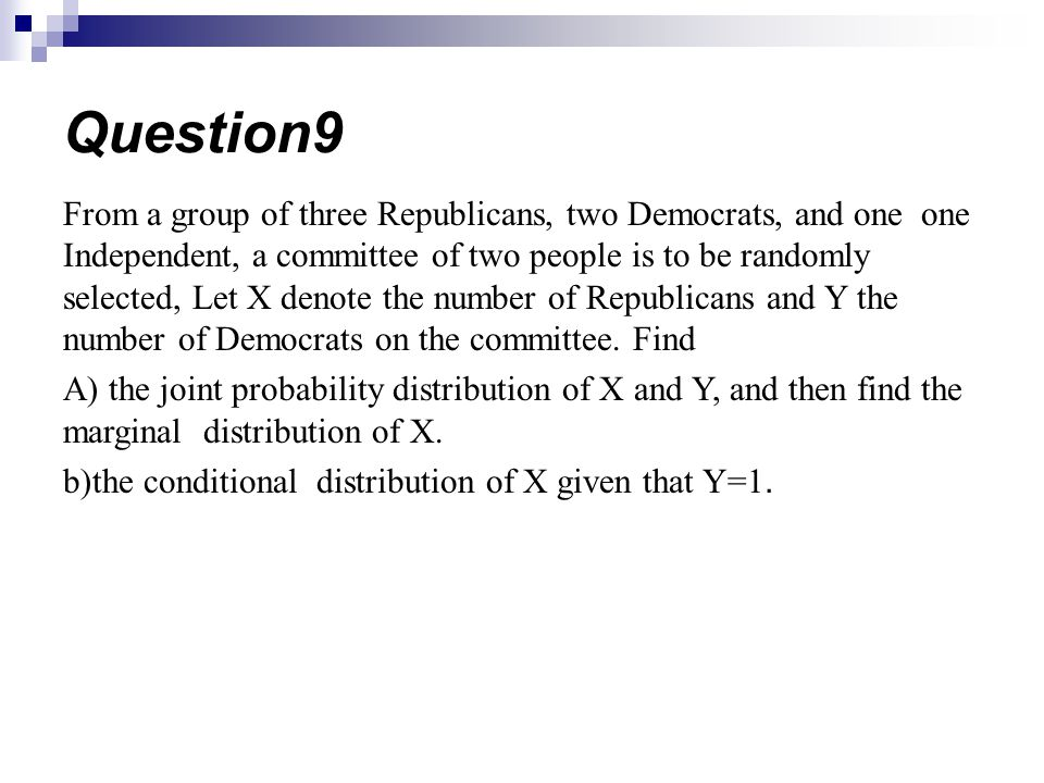 Question9