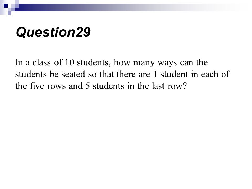 Question29