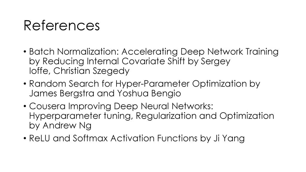 Training Neural Networks - ppt download