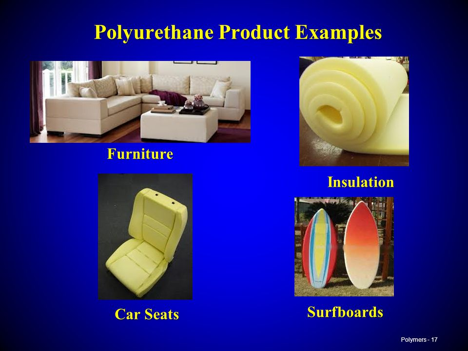 Polyurethane Product Examples