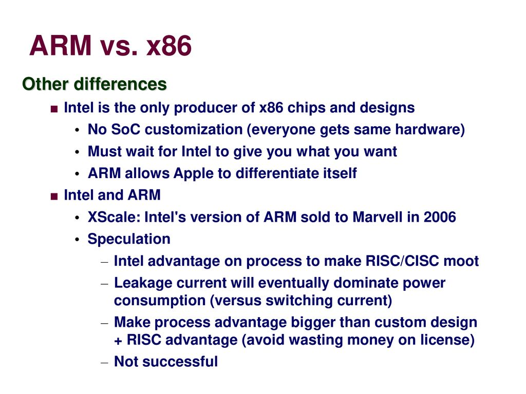 ARM  - ppt download