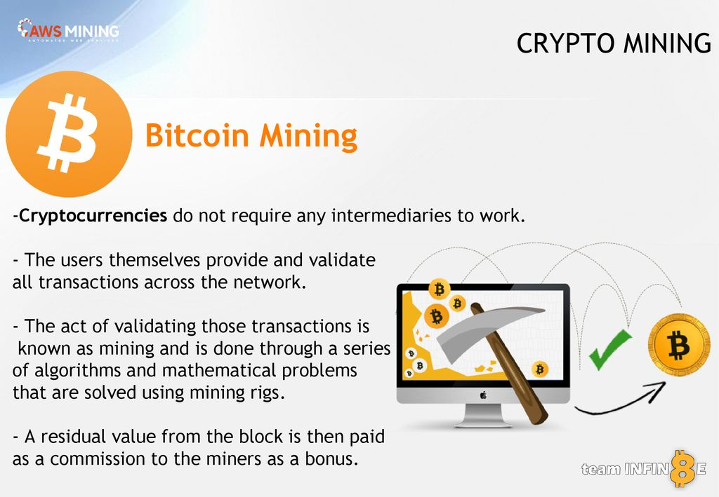 bitcoin mining este meritat)