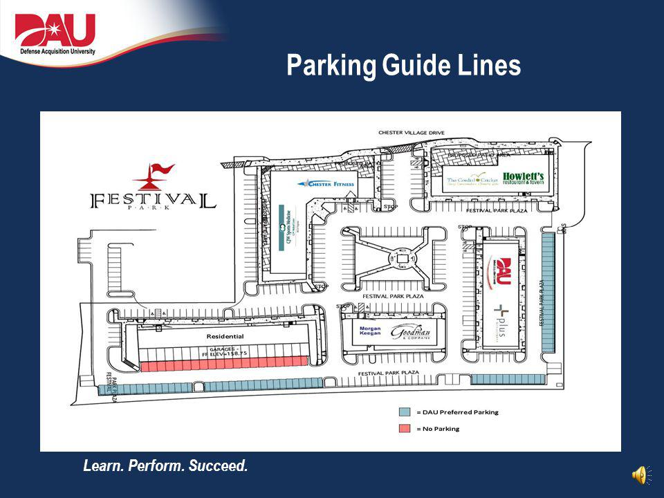 Parking Guide Lines