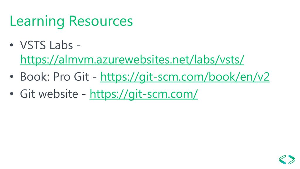 Paul S Waters Getting Git  - ppt download