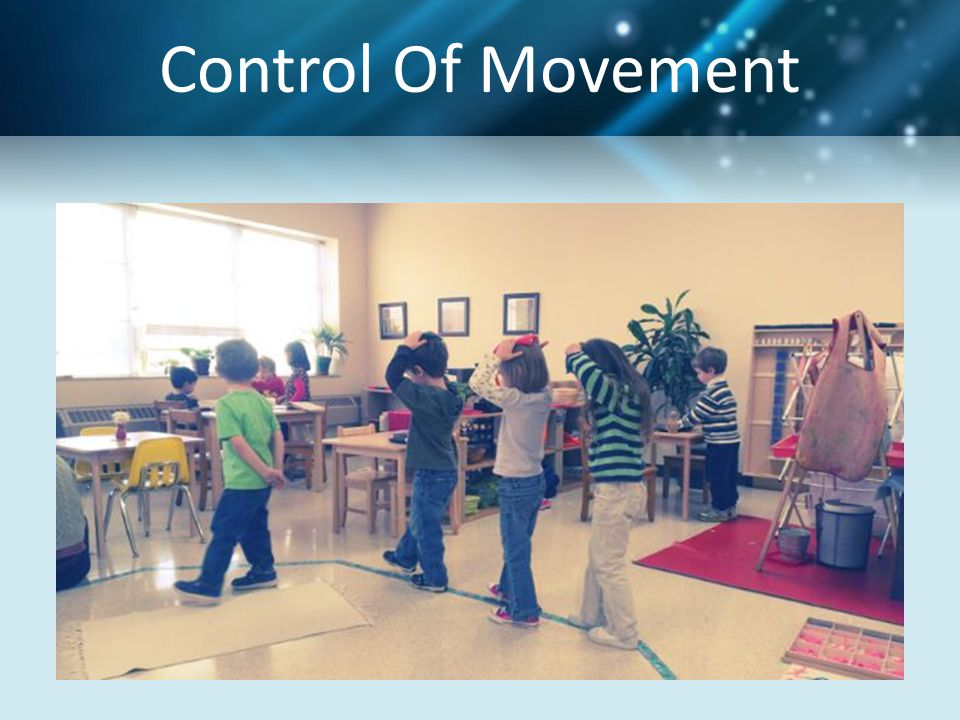 Control Of Movement