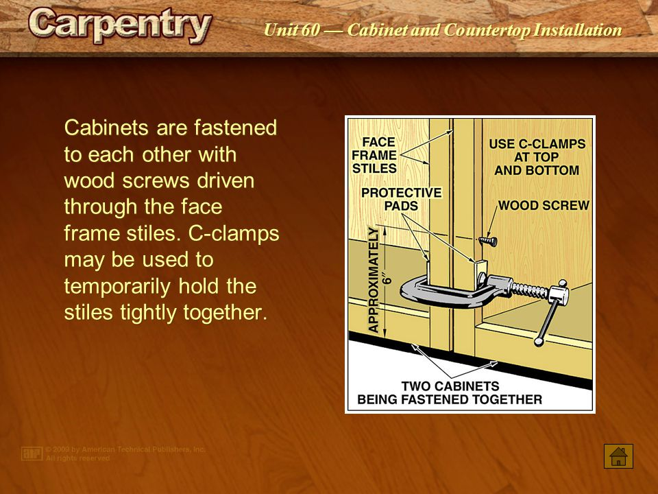 15 Cabinets ...