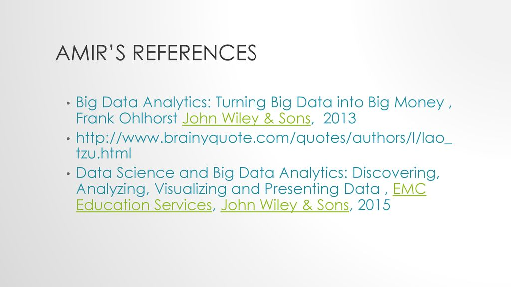 Data Analytics Life Cycle - ppt download