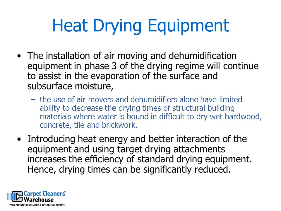 Heat Drying Equipment