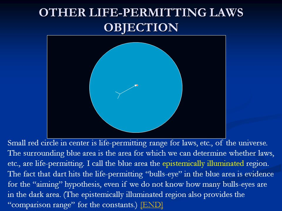 OTHER LIFE-PERMITTING LAWS OBJECTION