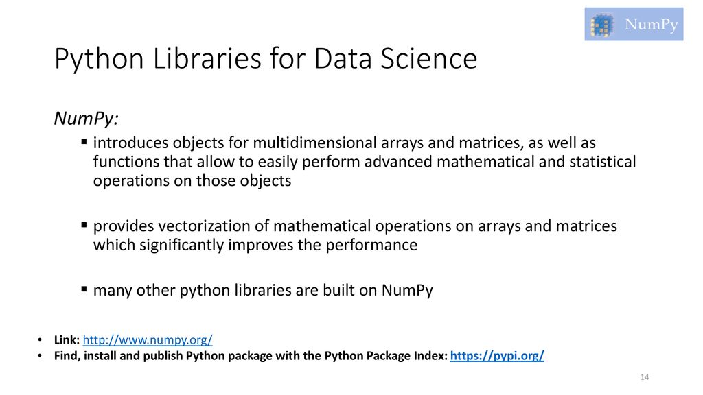 Python for Data Analysis - ppt download