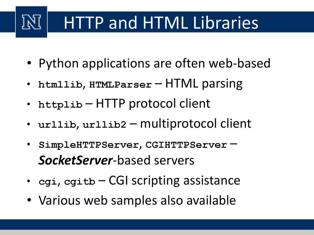 Advanced Networking in Python - ppt download