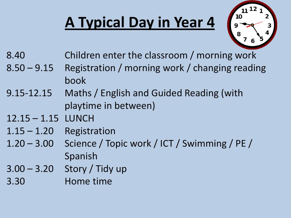 Welcome to Year 4 4 Hawthorn and 4 Hazel  - ppt download
