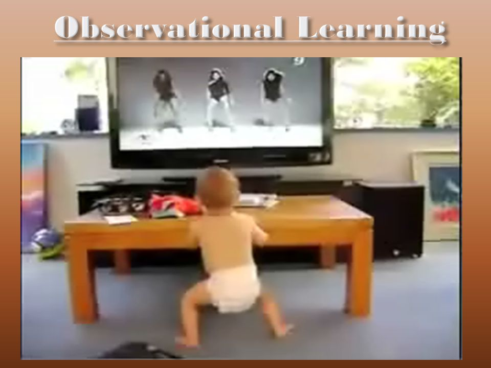 Observational Learning