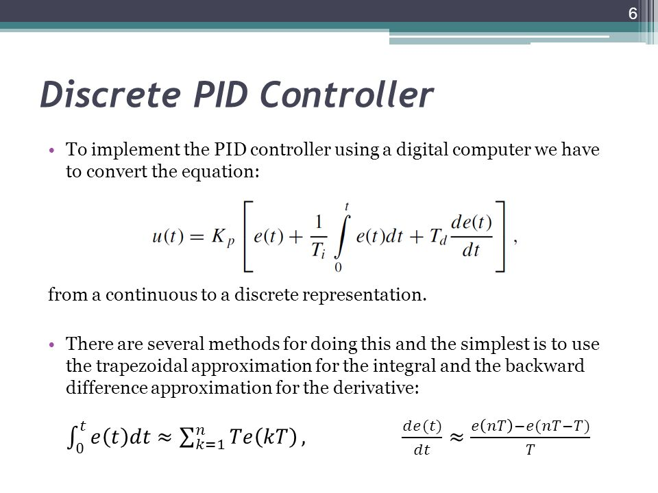 Discrete Controller Design - ppt video online download