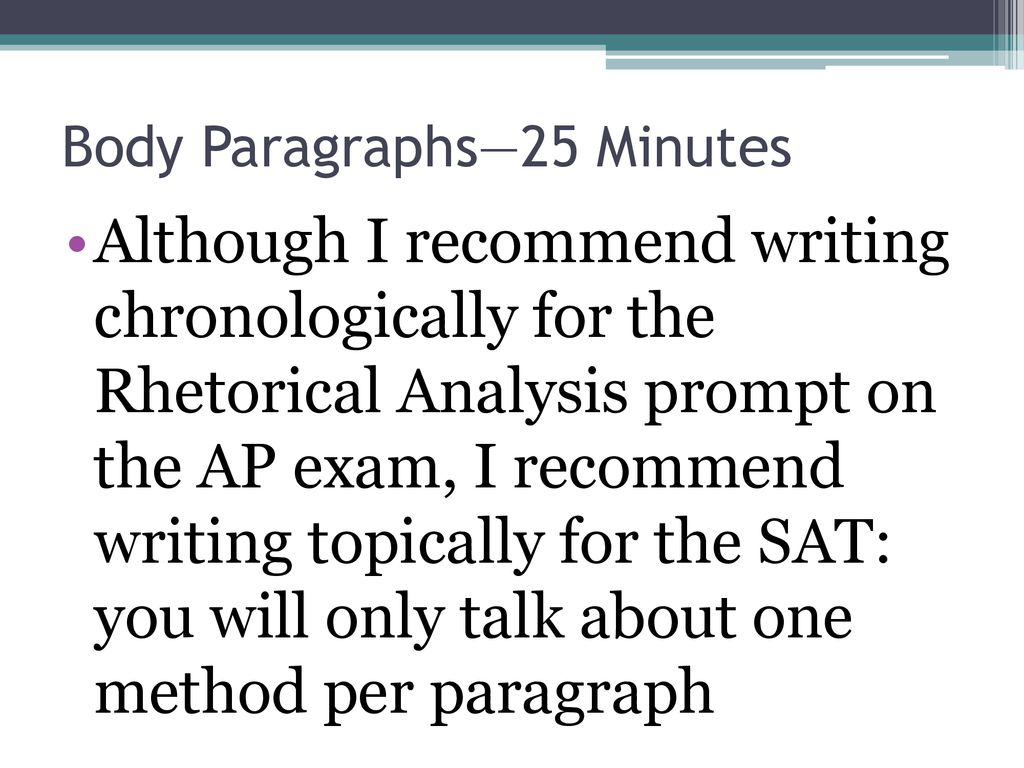 SAT Prep The Essay *Adapted from MISD and Atlas: College