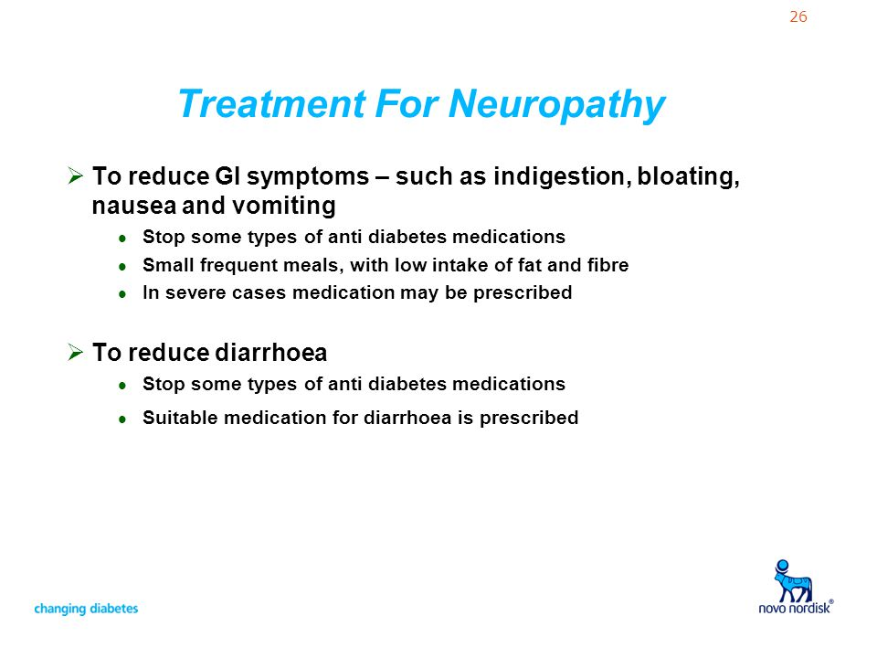 Treatment For Neuropathy