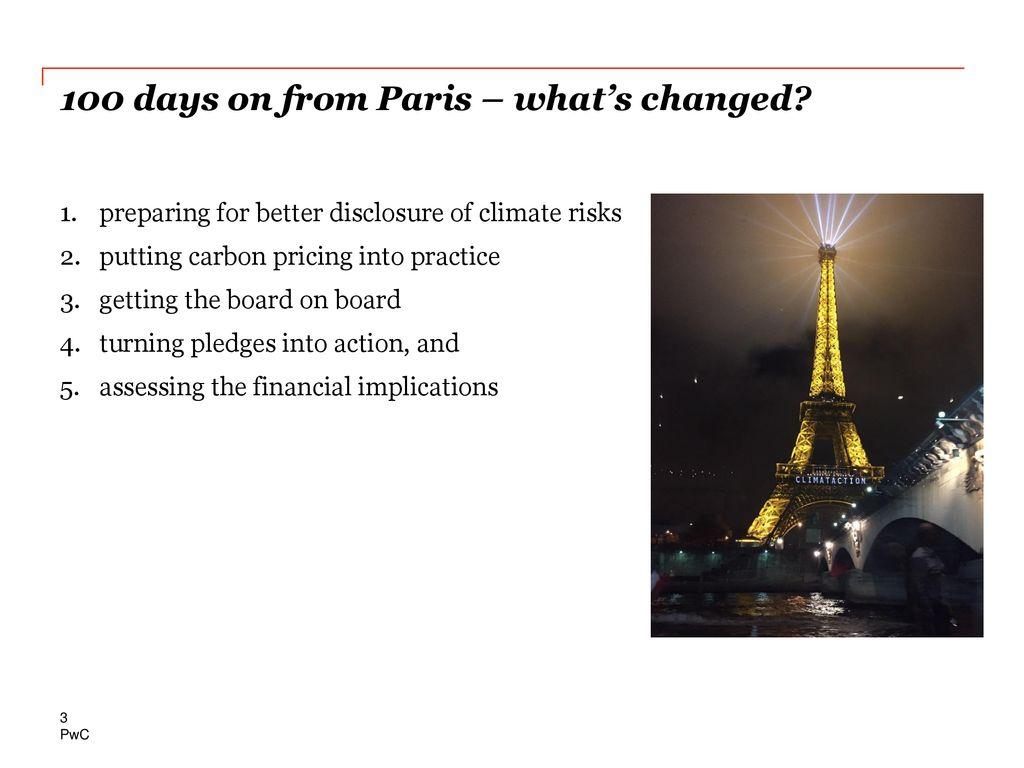The Meaning of Paris - for business & for BP - ppt download