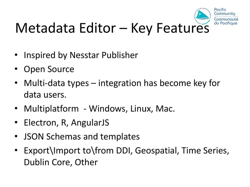 Processes Data deposit through to data dissemination - ppt