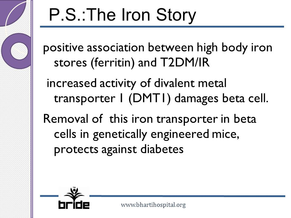 P.S.:The Iron Story