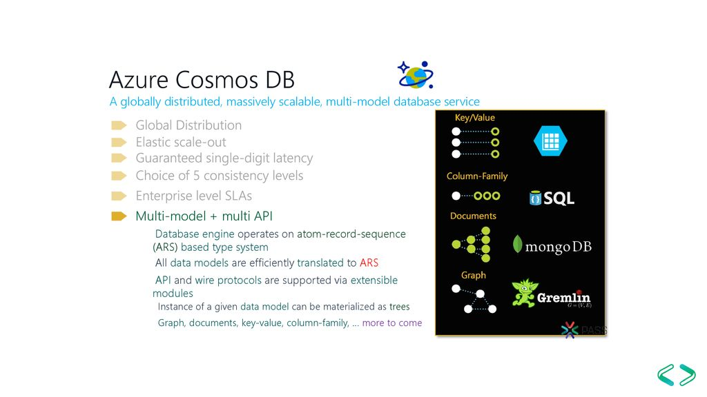 Azure Cosmos DB What you need to know & concepts - ppt download
