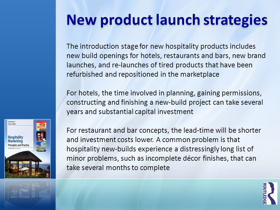 New product launch strategies