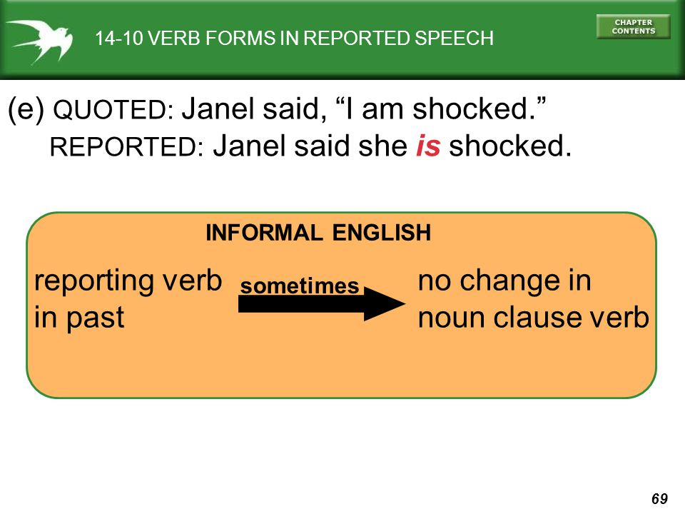 (e) QUOTED: Janel said, I am shocked.