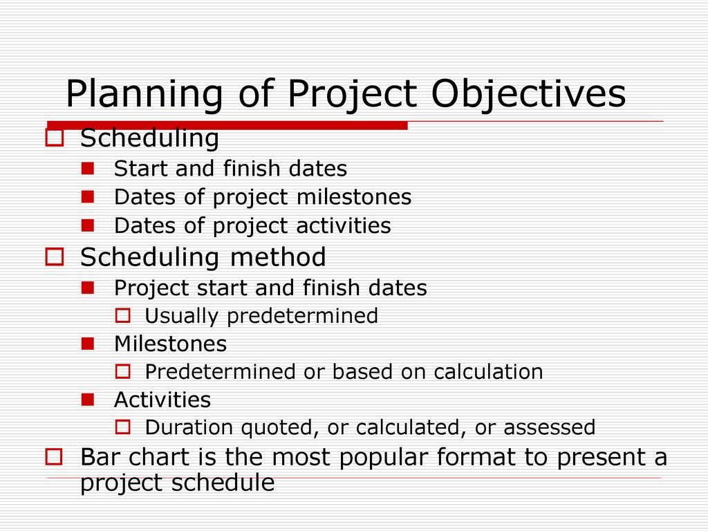 Project Planning Jiwei Ma - ppt download
