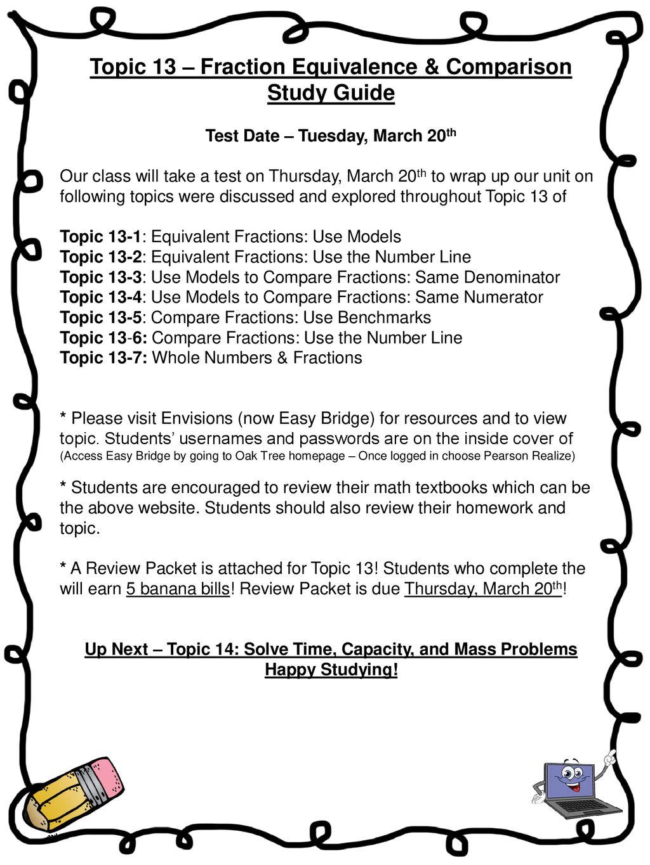 Pearson Realize Math Test