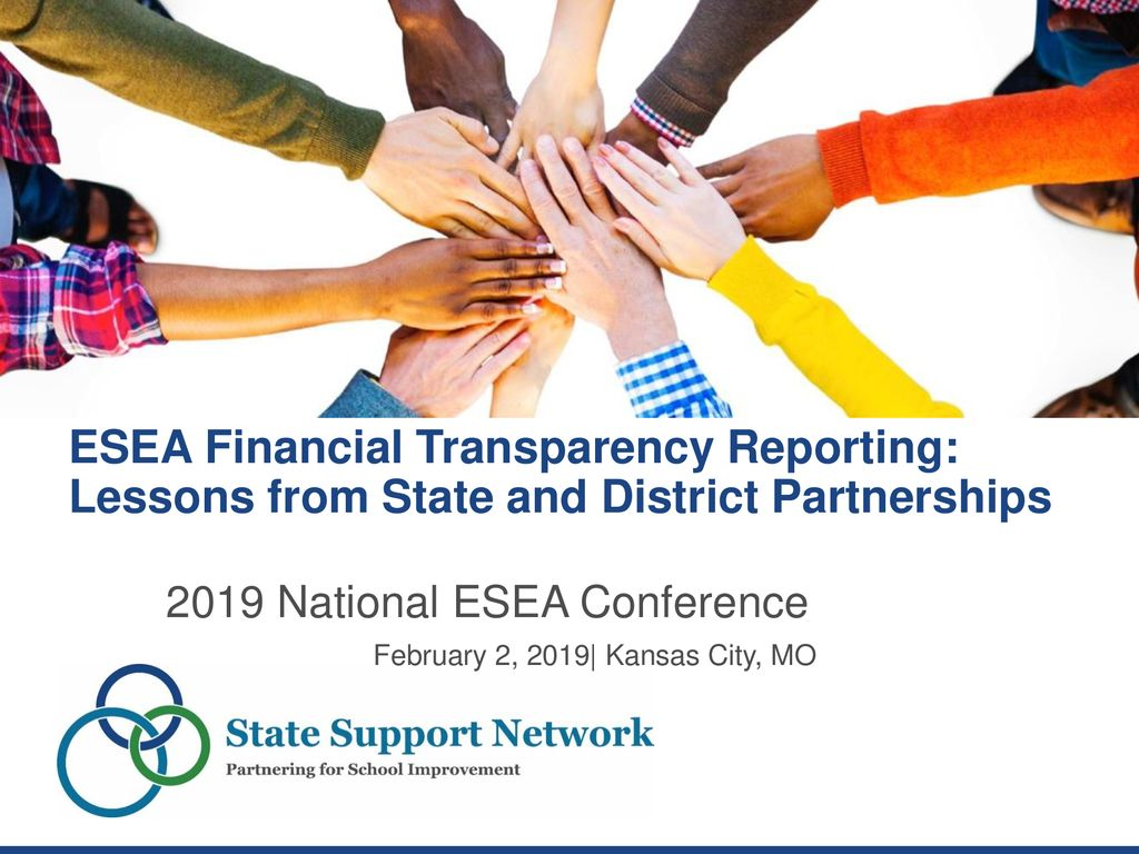 2019 National ESEA Conference February 2, 2019| Kansas City