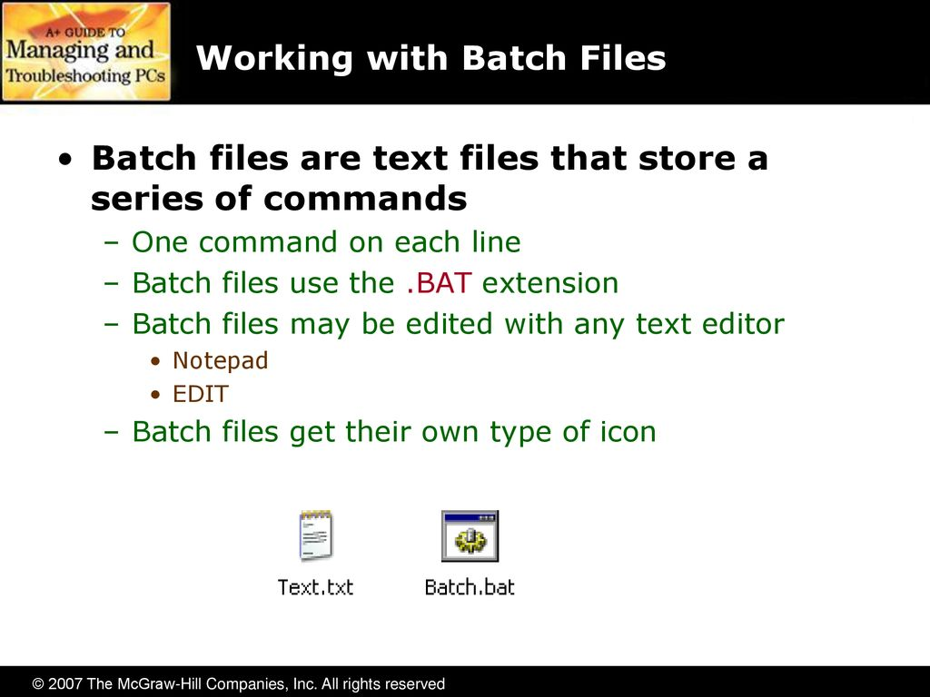 Working with the Command- Line Interface - ppt download