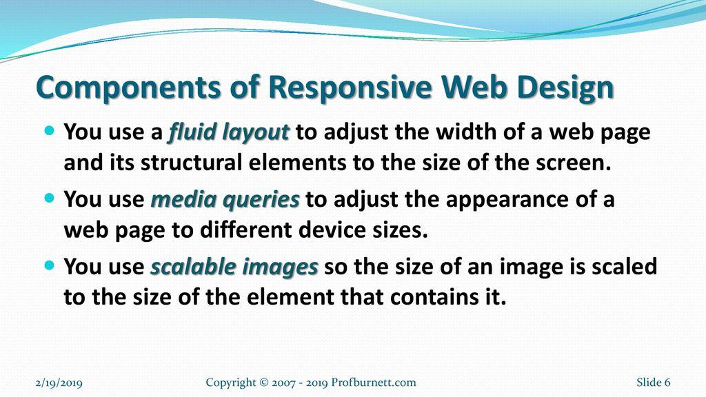 Responsive Web Design Rwd Ppt Download